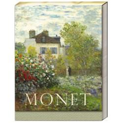 Pocket carnet de notes 'Monet'
