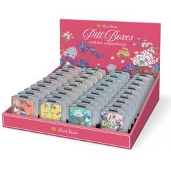 Présentoir 36 boîtes pilules 'Floral Pop'