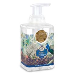 Foaming soap - Peacock