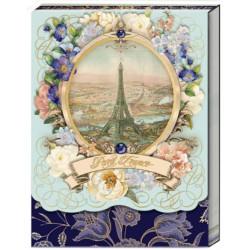 Pocket carnet de notes 'Eiffel Tower'