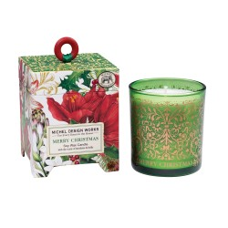 Bougie parfumée 'Merry Christmas'