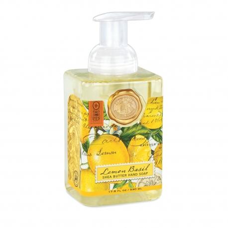 Savon moussant 'Lemon Basil'