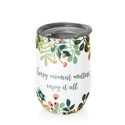 Office mug 420 ml (moments matter) ' BIOLOCO OFFICE '
