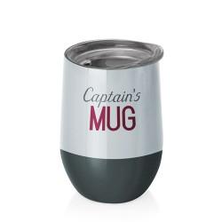Office mug 420 ml (captain's mug) ' BIOLOCO OFFICE '