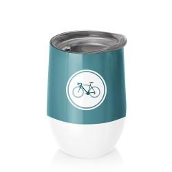 Office mug 420 ml (bicycle love) ' BIOLOCO OFFICE '