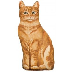 DOORSTOPS - GINGER CAT