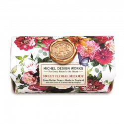 Soap bar Large - Sweet Floral Melody