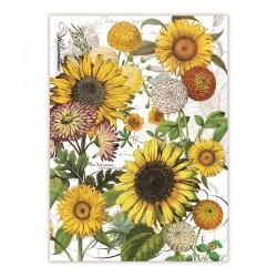 Kitchen towel - Sunflower