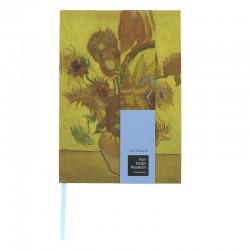 A5 notebook - Van Gogh