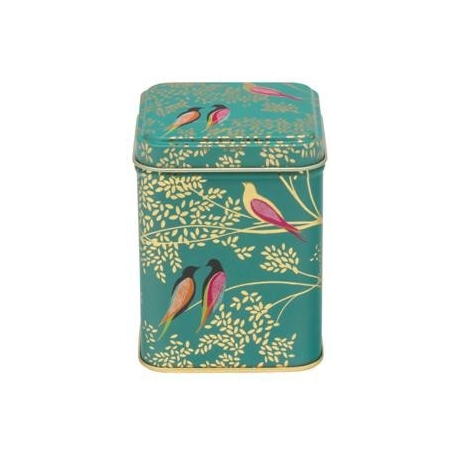 Boîte à thé 100 gr - Green Birds - Sara Miller London