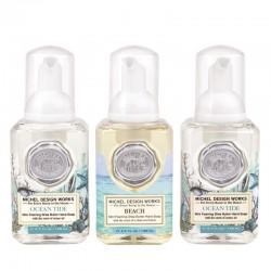 Mini foaming soap set - Ocean Tide/Beach/Ocean Tide