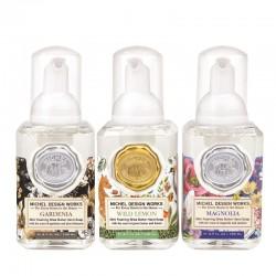 Mini foaming soap set - Magnolia/Gardenia/Wild Lemon