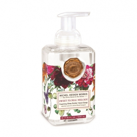 Foaming soap - Sweet Floral Melody