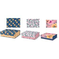 Rectangular box set 3 - Florette