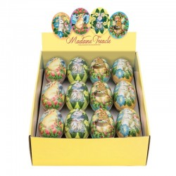 Medium eggs (display 24 ass) - Madame Treacle