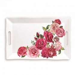 Large tray - Royal Rose
