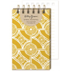 Wire Jotter - Natural Tile