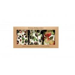 Set 3 caddies - Emma Bridgewater Fruit