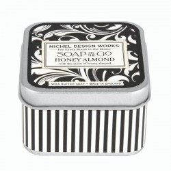 Soap on the go - Honey Almond