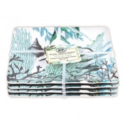 Canape plate set 4 - Ocean Tide