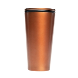 Slide Cup isothermal 420 ml Copper - Chic Mic