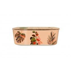 Lunchbox Bioloco Plant Colorful Leaves - Chic Mic