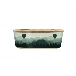Lunchbox Bioloco Plant Air Ballon Valley - Chic Mic