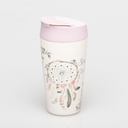 Bioloco Plant Deluxe Cup Dreamcatcher - Chic Mic