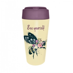 Bioloco Plant Deluxe Cup Bee Yourself - Chic Mic