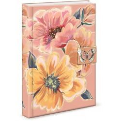 Brooch journal - Florette Bouquet