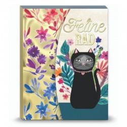 Pocket notepad - Feline Rad