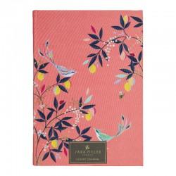 A5 fabric premium journal - Sara Miller London