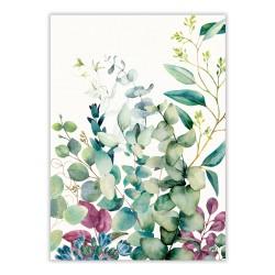 Kitchen towel - Eucalyptus & Mint