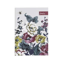 Sticky notes & list pad book - Joules Cambridge Floral