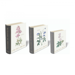 Large book box set 3 - Botanical Prints
