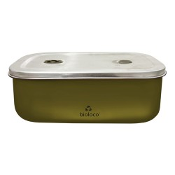 Lunchbox Bioloco Sky Khaki - Chic Mic