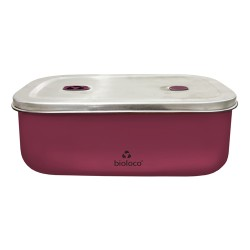 Lunchbox Bioloco Sky Berry Red - Chic Mic