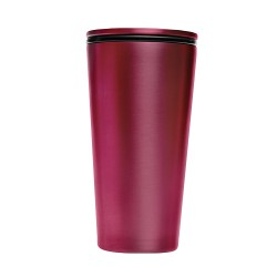 Slide Cup isothermal 420 ml Berry - Chic Mic