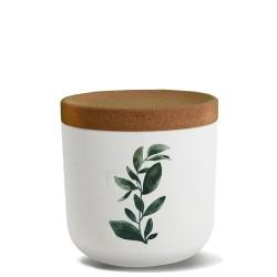 Bioloco Plant Storage PM Green Leaves - Chic Mic