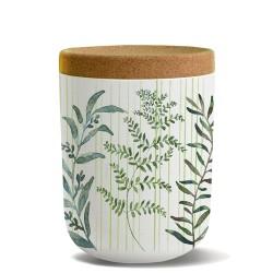 Bioloco Plant Storage MM Green Leaves - Chic Mic