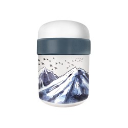 Bioloco Plant Lunch Pot Mountains - Chic Mic