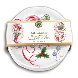 Accent plate set 4 - Peppermint