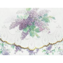 Pochette Correspondance 'Summer Lilacs'