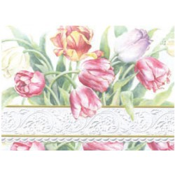 Pochette Correspondance 'Tulips'