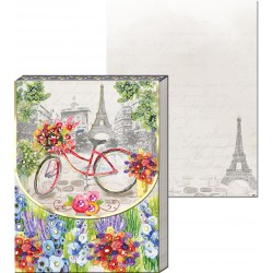 Pocket Carnet Notes 'Bicycle'