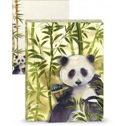 Pocket Carnet Notes 'Panda'