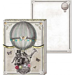 Pocket Carnet Notes 'Airballon'
