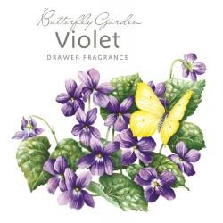Sachet parfumé anglais 'Violet' (Violette)
