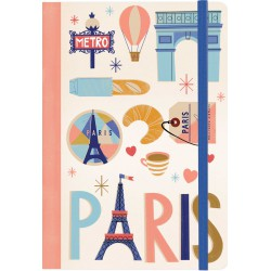 Carnet de notes 'Paris'