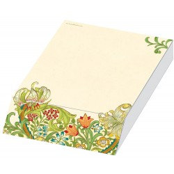 Bloc Notes 'William Morris Golden Lily'
